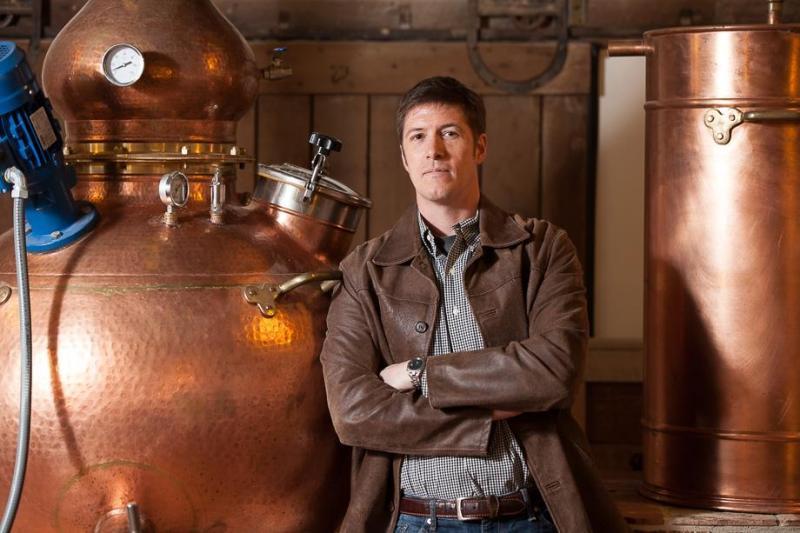 H. Clark Distillery offers new spirit to 'A Vintrage Affair'