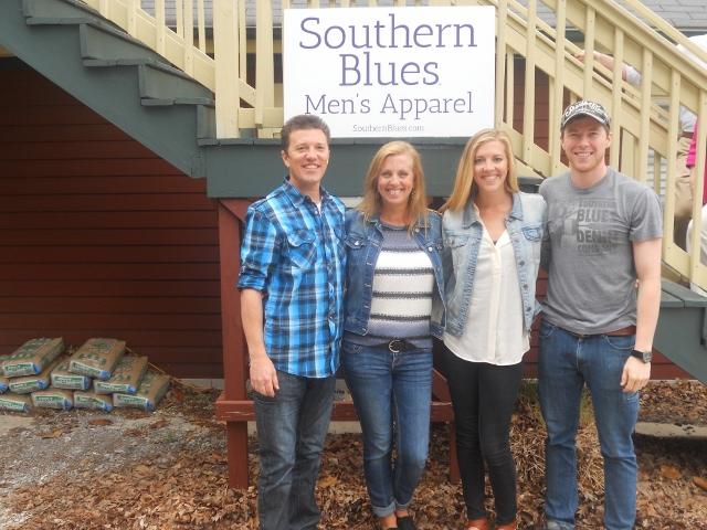 Southern Blues Denim offers tech-savvy jeans