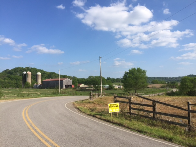 Local artists to document landscape as vote on Two Farms rezoning approaches