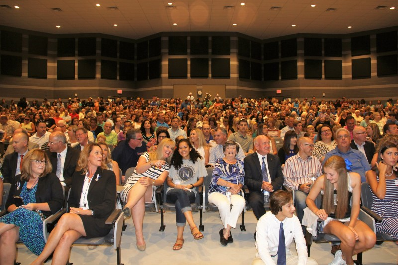 Williamson County Schools celebrates completion of new $73 million Nolensville schools