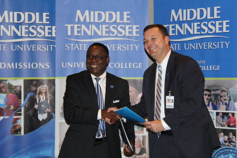 MTSU and WCS agree to high school dual enrollment and more