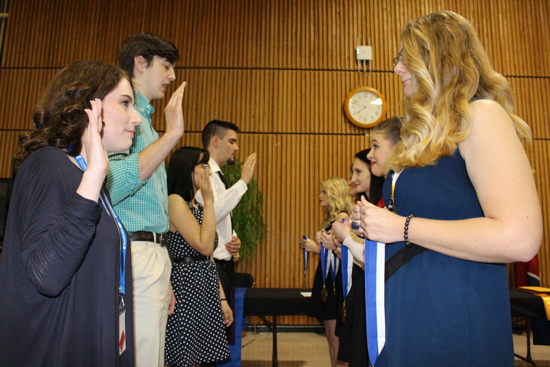 Columbia State scholars' group wins national recognition