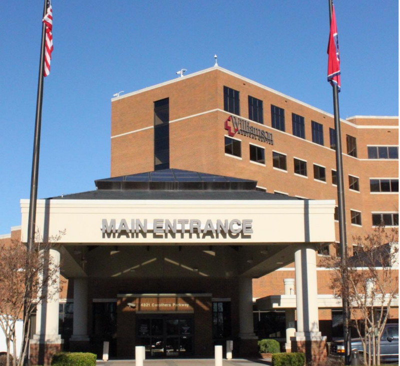Blood Assurance named sole blood supplier of Williamson Medical Center