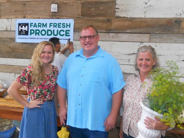 Homestead Manor opens Harvest restaurant, event barn for Thompson's Station farmer's market