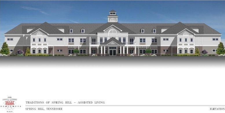 Construction begins on Spring Hill's new senior living facility next month